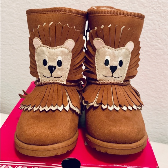 Pr Okie Dokie Gingerbread Lion Kids